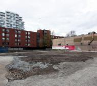 15-storey rental tower proposed for barren lot near Victoria Conservatory of Music