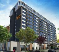 Conversion of Harbour Towers hotel complex into rental apartments approved