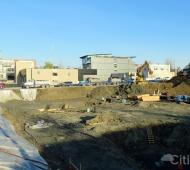Construction begins on mixed-use office, retail and residential Esquimalt Town Square project