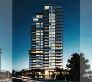 25-storey Bayview Place tower to go before council, will rise as Island's second-tallest building