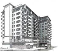 11-storey Esquimalt Legion tower to include rentals, condos and memory-care suites