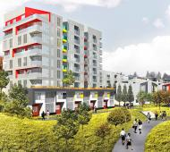 Remaining phases of Railyards development in Vic West revealed