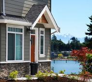 Heron View townhomes overlooking Sooke Harbour an affordable choice for waterfront living
