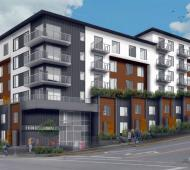 Big change proposed for busy Esquimalt intersection; six-storey residential project joins wave of development plans