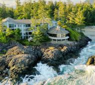 Four hotels in Victoria and Tofino rank among Canada's top-25 travel accommodations by U.S. News