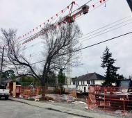 """Friends"" sitcom-inspired Ross Terrace apartment complex gets underway in Victoria's Quadra-Hillside neighbourhood"